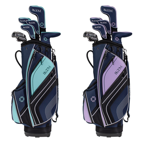Cleveland Golf Bloom Ladies Complete Set