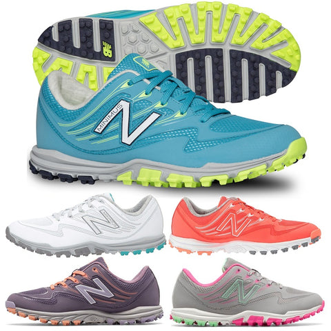 New Balance Women's Minimus Sport Golf Shoes - CLOSEOUT