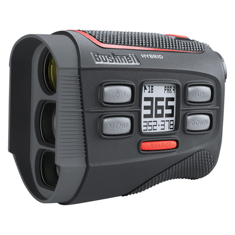 Bushnell Golf Hybrid Laser Rangefinder with GPS