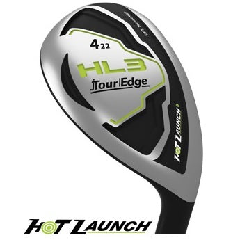Tour Edge Bazooka Hot Launch 3 Ladies HL3 Hybrids