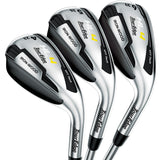Tour Edge Hot Launch 4 Iron-Wood Hybrid Iron Set