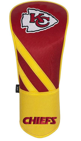 Kansas City Chiefs Driver Headcover NFL Golf
