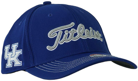 Titleist NCAA Fitted Stretch Fit Golf Hat