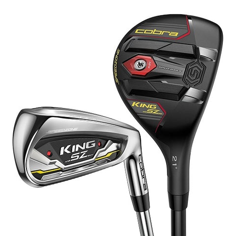 Cobra Golf King SZ Speedzone Combo Iron Set