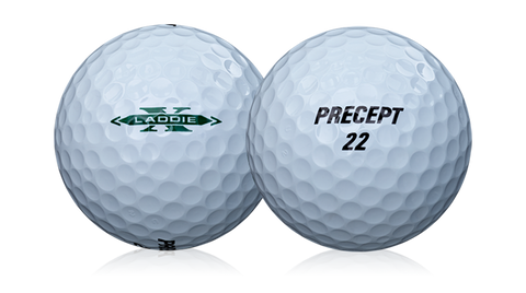 Precept Laddie X Extreme Golf Balls