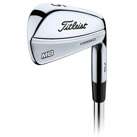 Titleist Golf 716 MB Forged Iron Set