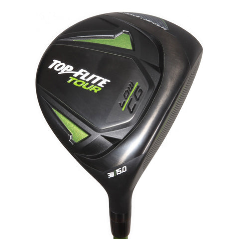 Top-Flite Golf Tour Series Low CG Fairway Woods
