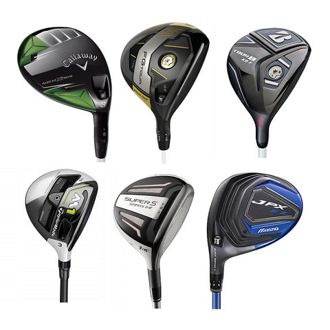 Previous Year Model & Closeout Men's Fairway Woods