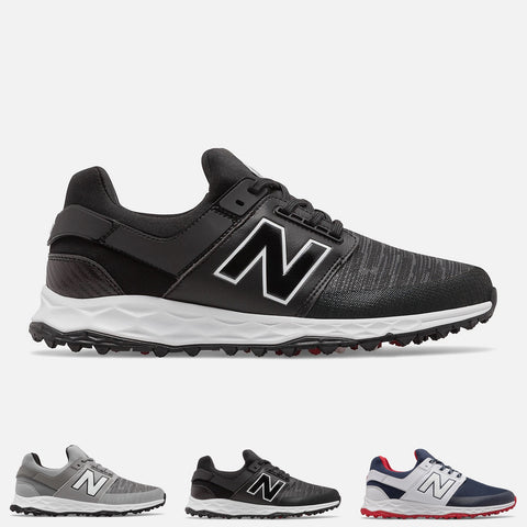 New Balance Fresh Foam LinksSL Spikeless Golf Shoes