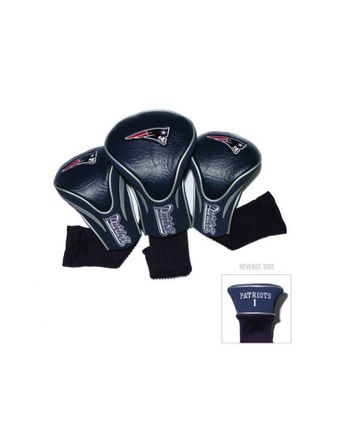 Team Golf 3 Pack NFL Golf Club Headcovers Driver Fairway Hybrid