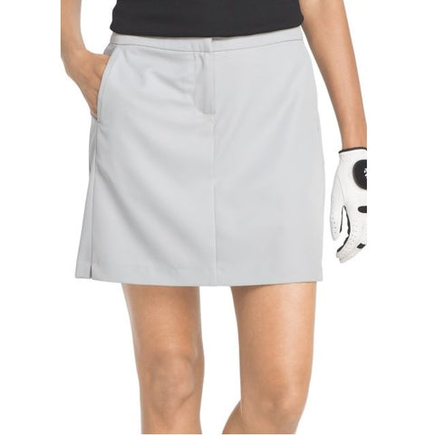 Izod Golf Ladies Notched Skorts