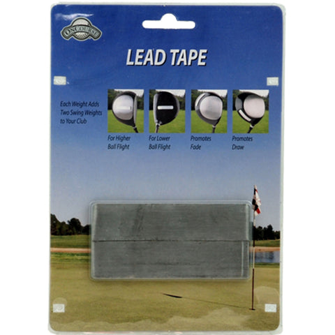 OnCourse Lead Tape 1.5 gram Strips - 14 Pack