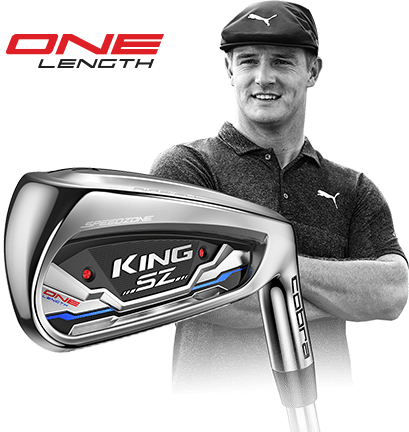 Cobra Golf King SZ Speedzone One Length Irons