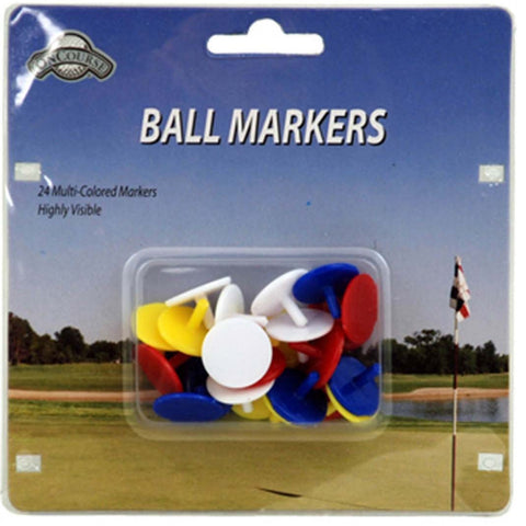 OnCourse Golf Color Ball Markers