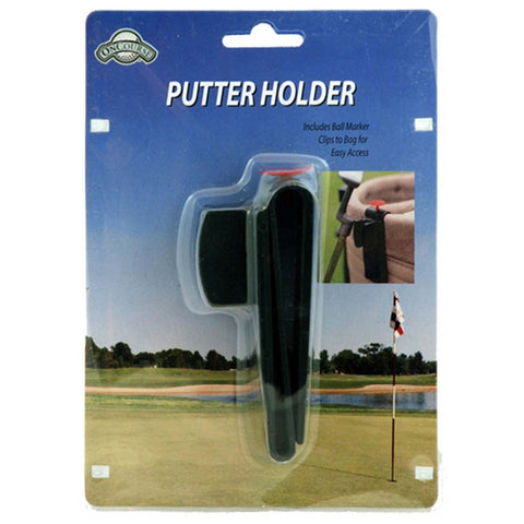 OnCourse Golf Putter Club Holder Attachment