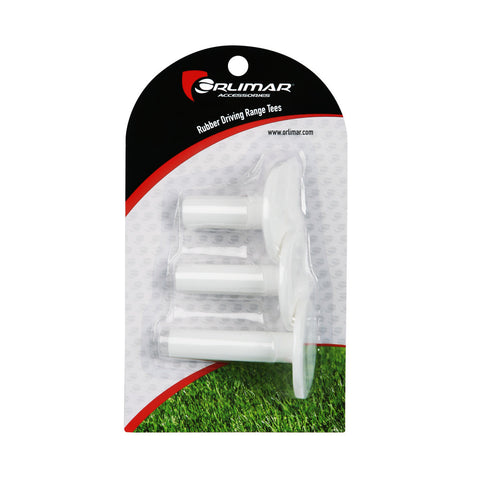 Orlimar Golf Rubber Driving Range Tees