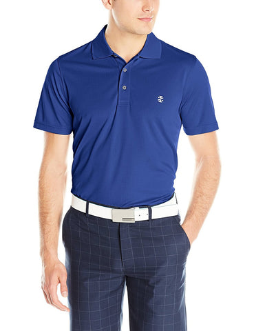 Izod Performance Golf Cool-Fx Grid Polo Shirt