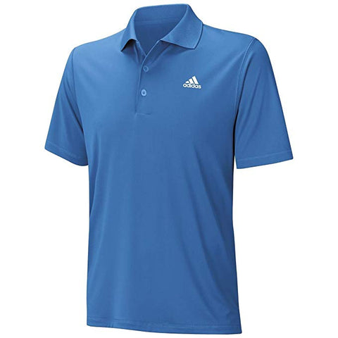 Adidas Golf Mens Performance LC Polo Shirt