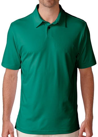 Ashworth Golf Matte Interlock Men's Solid Polo