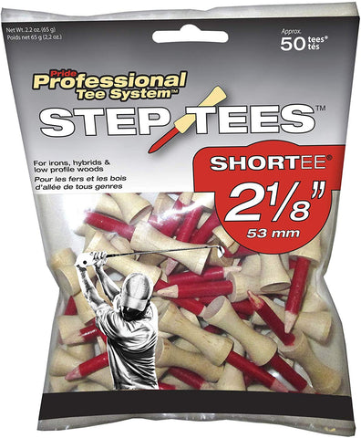 Pride Professional Tee System Two Piece Step Tee