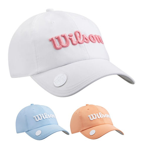 Wilson Staff Ladies Pro Tour Golf Hat