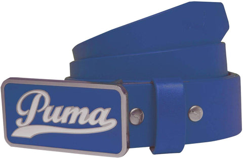 Puma Script Fitted Golf Belt
