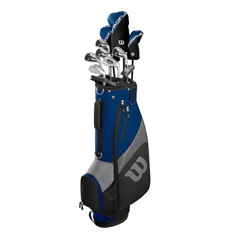Wilson Golf Profile SGI Complete Senior Mens Golf Club Set with Bag