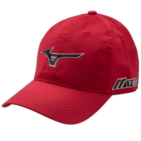 Mizuno Red Sonic Claret Hat