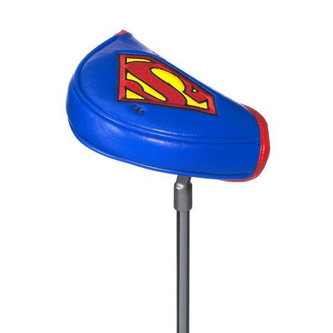 Superman Mallet Putter Headcover