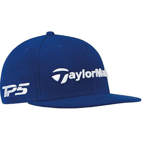 Taylormade New Era 9 Fifty Snapback M3 TP5 Royal Blue Hat Tour Authentic