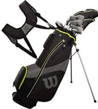 Wilson Golf Profile SGI Complete Teen Golf Club Set with Bag