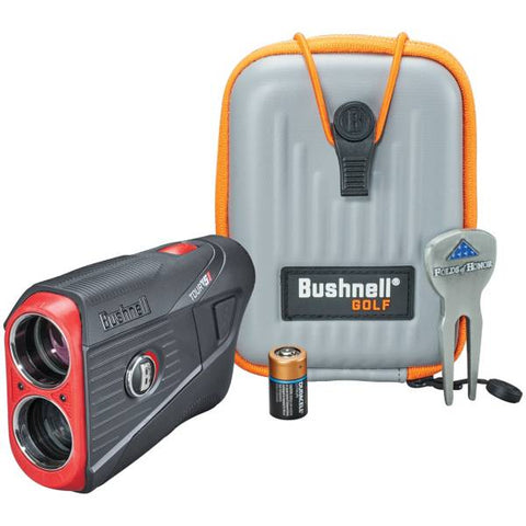 Bushnell Tour V5 SHIFT Patriot Pack Golf Rangefinder