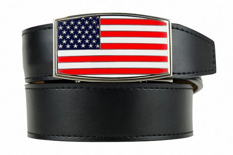 NexBelt Heritage Aston USA Series Buckle