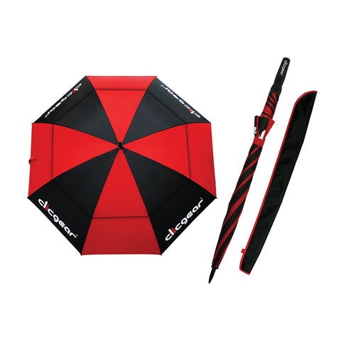 "Clicgear Golf Double Canopy 68"" Umbrellas"