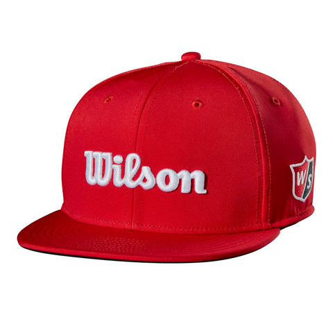 Wilson Staff Youth Flat Brim Golf Hats