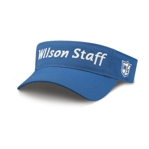 Wilson Staff Golf Visor Cap - Assorted Colors