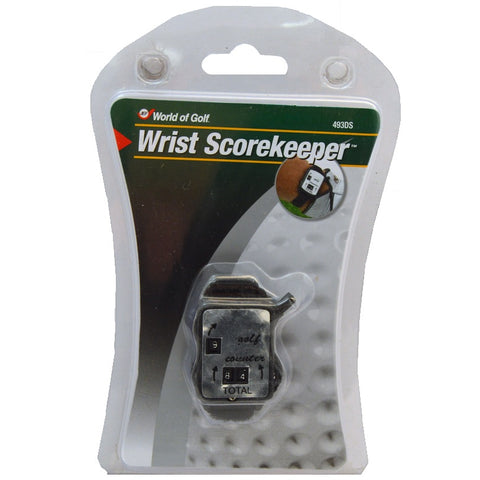 JEF World of Golf Wrist Scorekeeper
