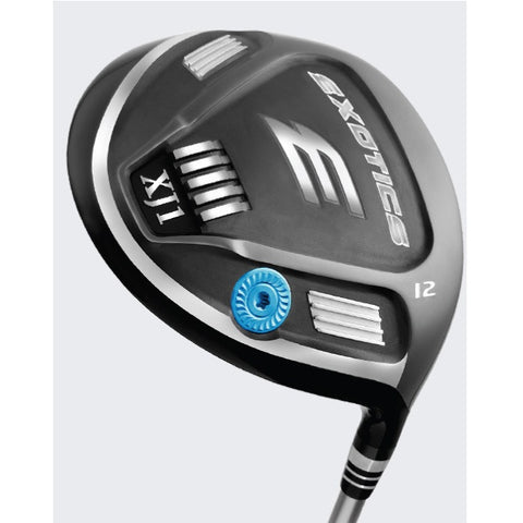 Tour Edge Exotics XJ1 Ladies SuperMetal Driver