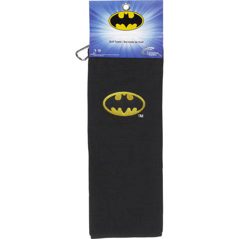 Creative Covers DC Comic Heroes Golf Towel