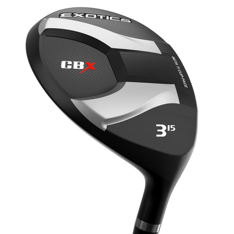 Tour Edge Exotics CBX Fairway Wood