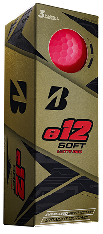 Bridgestone Golf e12 Soft Golf Balls