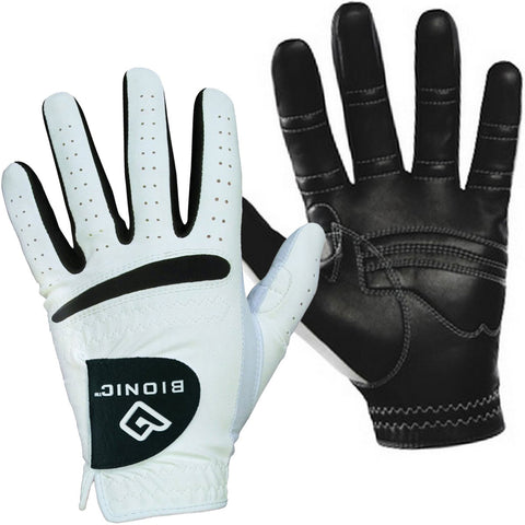 Bionic Relax Grip Black Palm Men's Glove