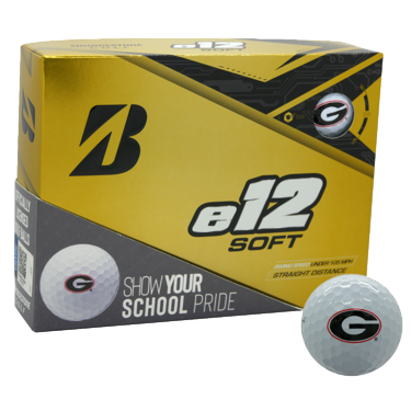 Bridgestone e12 Soft NCAA Licensed Golf Balls