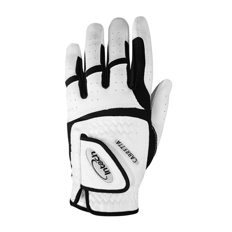 Intech Junior Golf Glove (Black/White)