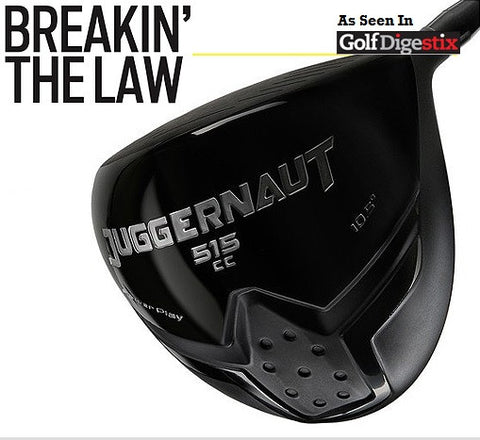 Power Play Juggernaut Titanium Driver - Non-Conforming