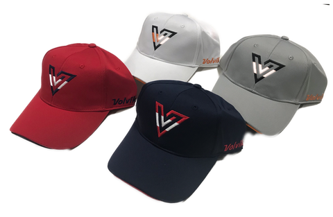 Volvik Golf Structured Logo Hat / Cap