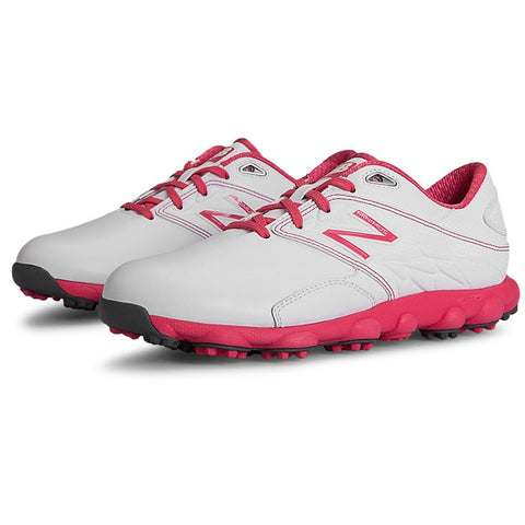 New Balance Women's Minimus LX Komen Edition Golf Shoes - CLOSEOUT