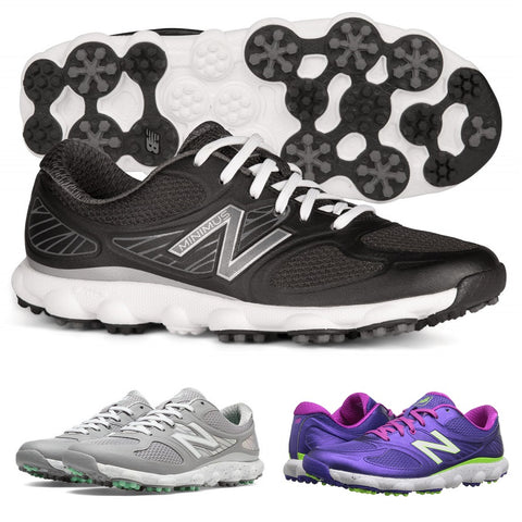 New Balance Women's Minimus Golf Shoes - CLOSEOUT