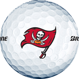 Bridgestone e6 & e6 Soft NFL Licensed Golf Balls - 32 Teams Available!