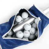 Intech Golf Ball Shag Bag with Aluminum Handle and Frame